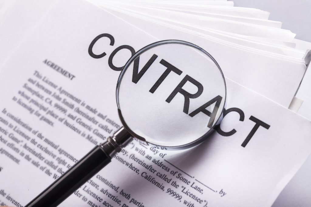 3 Tips For Handling Contract Disputes Rubino Findley