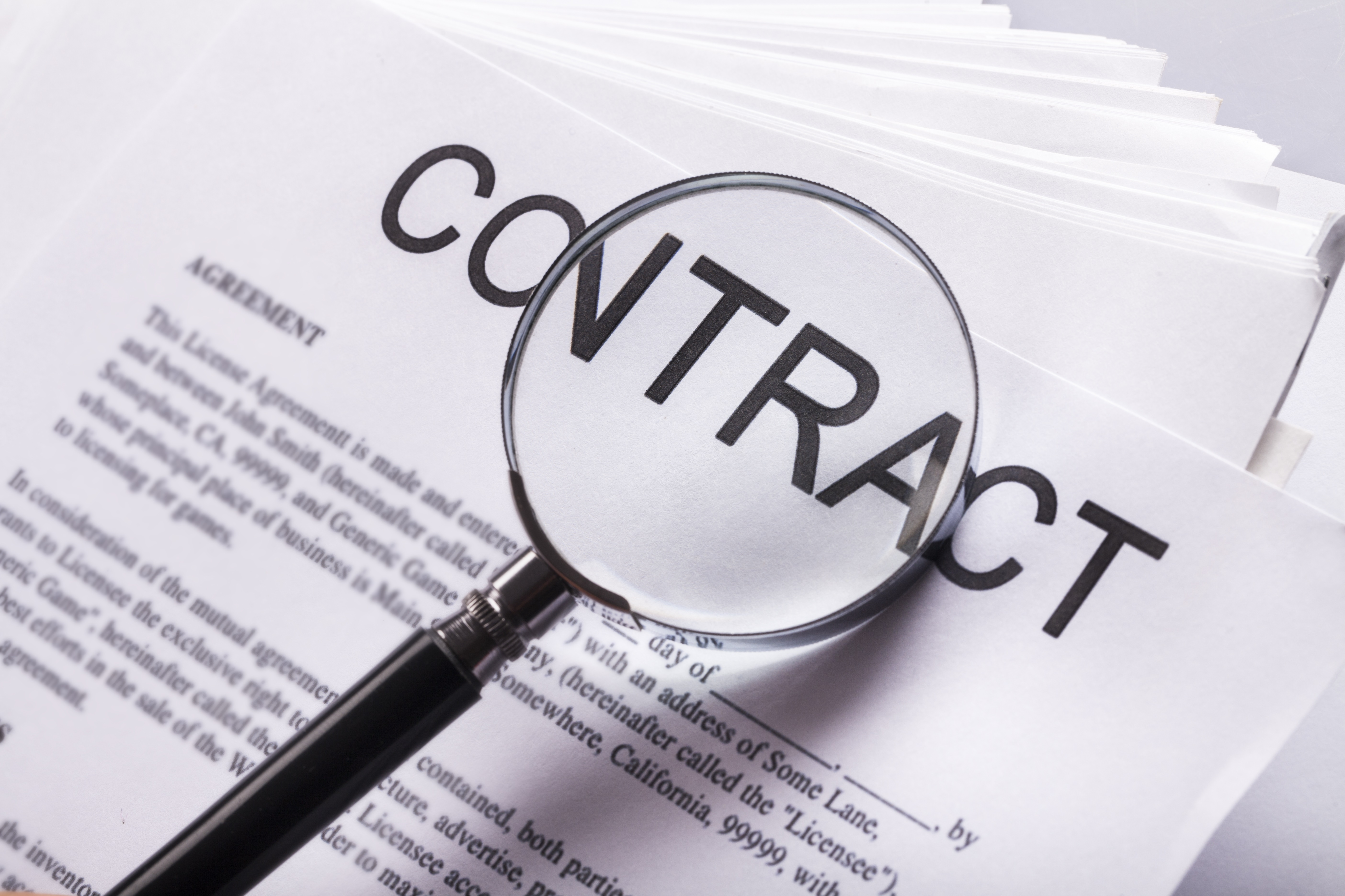 3 Tips for Handling Contract Disputes