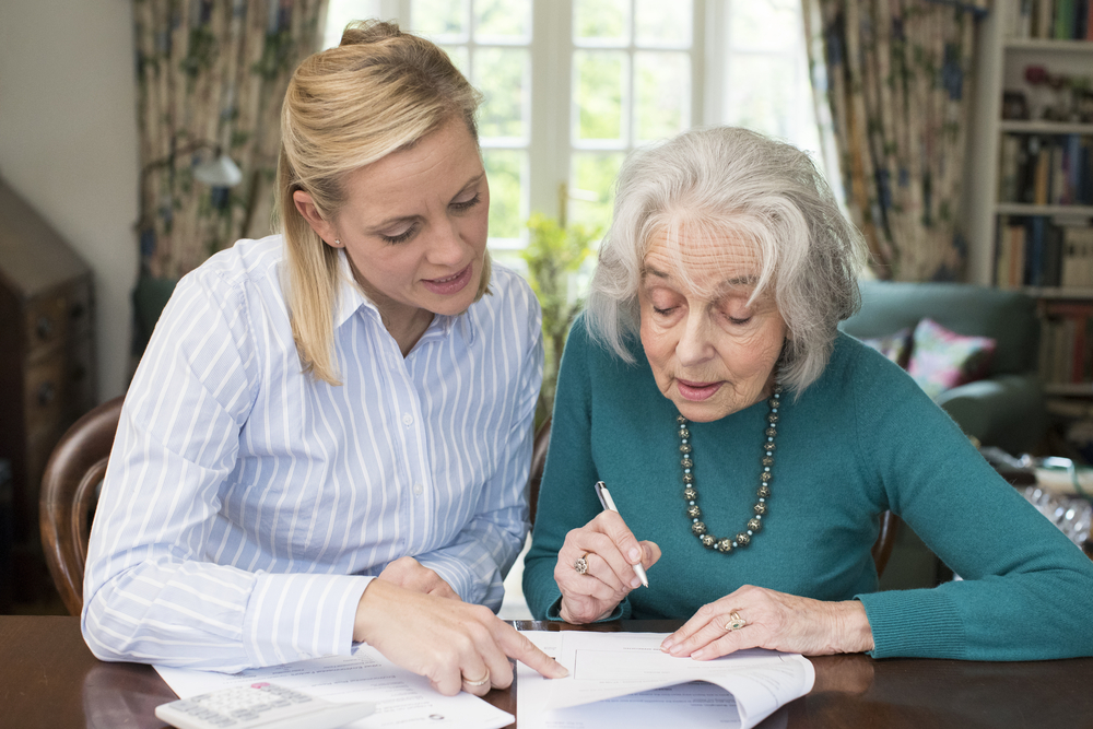 Selecting or Changing Your Power of Attorney
