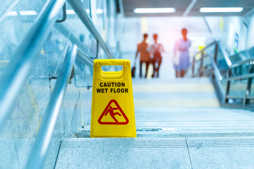Seek Medical Treatment after a Slip and Fall